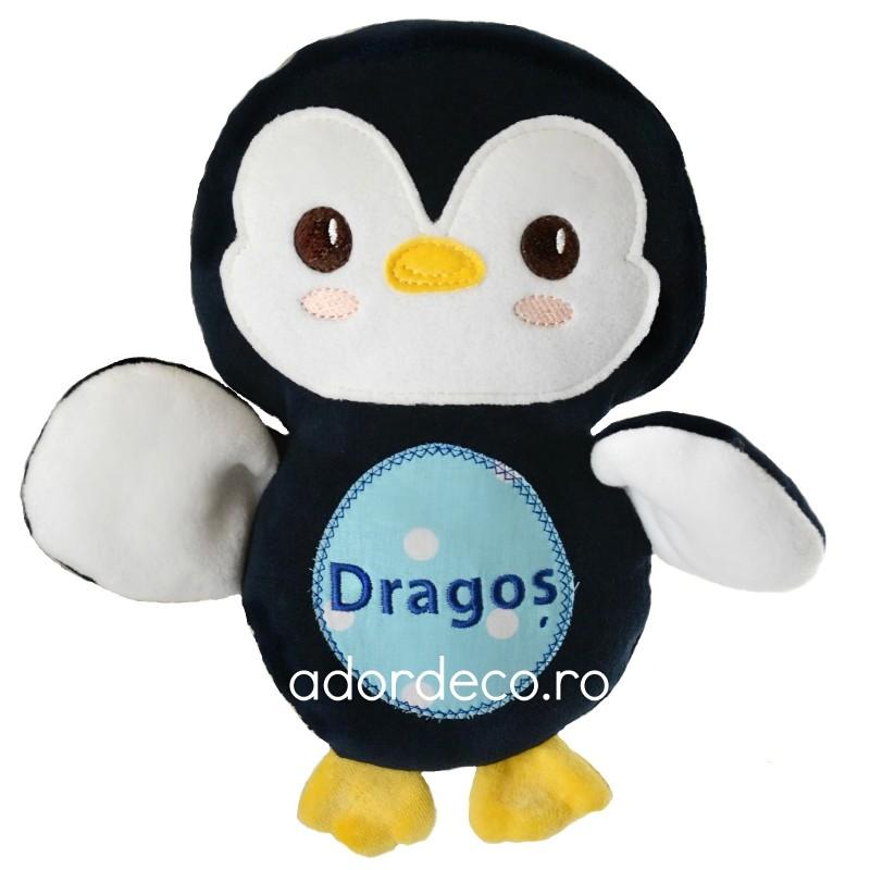 pinguin personalizat Ador